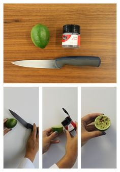 Fend off pesky mosquitos throughout the summer using this easy and natural simple solution. Step 1: Gather a lime, a knife and clove spice. Step 2: Slice the lime in half. Step 3: Sprinkle clove spice onto sliced limes. Step 4: Place lime wedge wherever mosquitos are present - perfect for outdoor picnics! #paypalit
