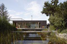 House at the Pond,© Dietmar Hammerschmid