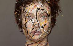 Erwin Olaf Studies 'Les Beaux Arts' for Vogue Netherlands