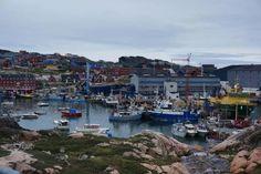 Ilulissat (Jakobshavn) - Qeqertarsuup Tunua (Disko Bugt)