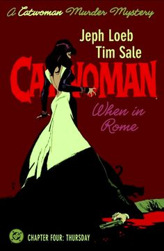 Catwoman: When In Rome no. 4 (Feb 2005)