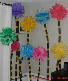 Dr suess party theme