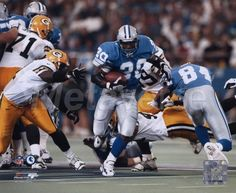 Barry Sanders my favorite player ever!