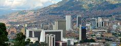 Mi ciudad! Medellín.
