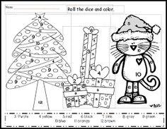 Inspired by Kindergarten: Pete loves Christmas