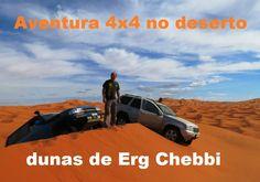 Aventura no deserto 4x4  www.Viagensemmarrocos.com