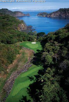 Peninsula Papagayo, Costa Rica, Arnold Palmer Signature Golf Course,