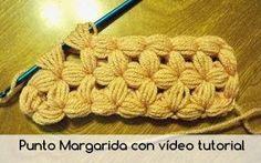 Hoy te presentamos 10 fantásticos puntos de crochet. ¡Uno más bonito que el otro! Con los patrones y tutoriales paso a paso que te presentamos, puedes aprender a hacerlos de una manera muy fácil. Mira cómo hacer el punto margarita … Ler mais... →