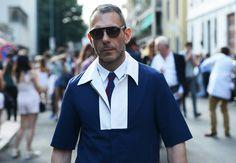 Milan Fashion Week, Spring 2014 GQ