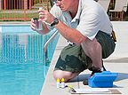 Pool Testing kits for checking the chlorine level in water. Above Ground Pool, In Ground Pools, Semi Inground Pools, Pool Liners, Pool Chemicals, Pool Supplies, Swimming Pools, Cover, Swiming Pool
