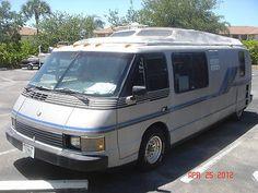 vixen motorhome 1986 vin #151 w/ high top and bmw deisel in RVs & Campers   eBay Motors