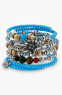 Alex and Ani 'Feng Shui' Bracelets (Set of 5) available at #Nordstrom