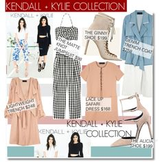 Kendall + Kylie Collection by nfabjoy on Polyvore featuring polyvore, moda, style, Kendall + Kylie, Michael Kors, fashion and clothing