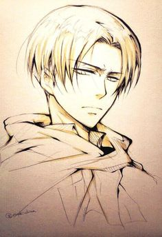 Levi | Attack on Titan | Shingeki no Kyojin | Anime