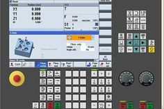 SinuTrain the cnc training software for the Siemens Sinumerik 840D / Sinumerik 828D cnc control is available for free download.