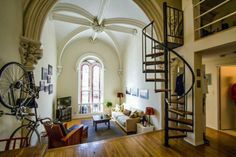 19th-century Brooklyn church converted into gorgeous condos with original features | Inhabitat New York City
