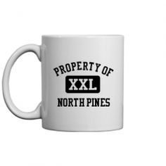 North Pines Middle School - Greenacres, WA | Mugs & Accessories Start at $14.97