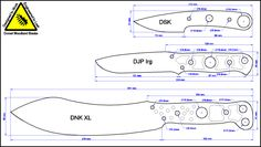 bush craft blade patterns | Go Back > Gallery For > Bushcraft Knife Drawings