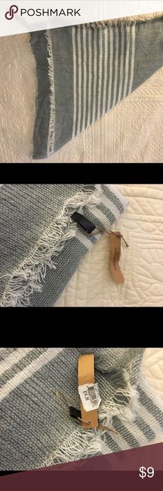 """Large snuggly scarf This incredibly soft scarf is oversized at 54""""x54"""". Can be used as scarf, wrap, or even a small throw to snuggle up and read a good book! New with tags. Accessories Scarves & Wraps"""