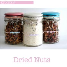 Dried Nuts by Torie Jayne