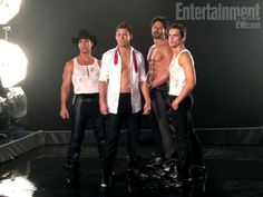 Magic Mike....swoon!
