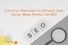 How to | Social Media Profile Optimization for Search Engines