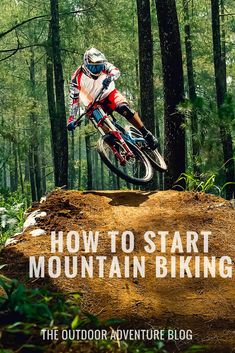 Ready to step up to mountain biking?
