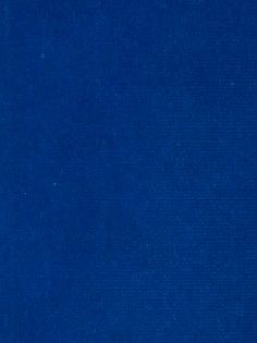Fabricut's Luxury Velvet- Sapphire $126.50 per yard #interiors #decor #blue #fabrics