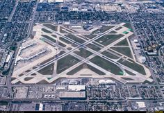 - Airport Overview - aircraft at Chicago Midway photo