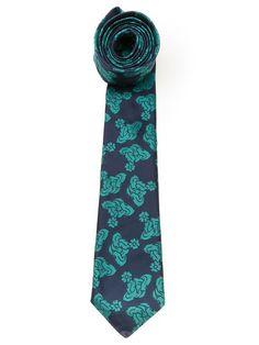Vivienne Westwood - Orb Print Tie