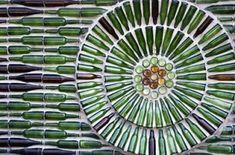 bottle-wall
