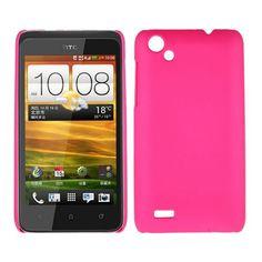 Hard Shell (Hot Pink') HTC One SC Deksel