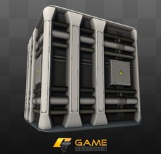 Another new sci-fi texture set in production at www.GameTextures.com