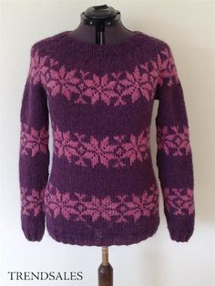 Sarah Lund sweater from FruStrik for sale at Trendsales