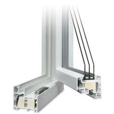 Balkontür aus Kunststoff - Energeto 8000