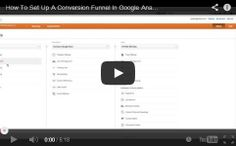 How to use Google Analytics to track your conversions