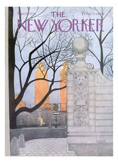The New Yorker Reproduction artistique sur AllPosters.fr