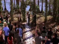 One Tree Hill: Peyton's wedding and baby born