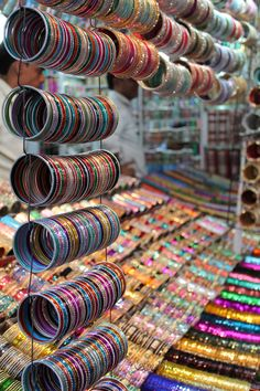January 2001 - Kolkata regained previous name from Calcutta. Colour of India - Kolkata, West Bengal (by subha) / (ahem Robinson Robinson Bonilla) ; Bangle Set, Bangle Bracelets, Bridal Bangles, West Bengal, Incredible India, Kolkata, Indian Jewelry, Ganesh, Girly Things
