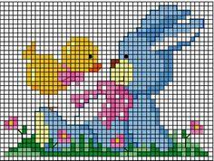 Cross Stitch Charts, Cross Stitch Patterns, Cross Stitching, Cross Stitch Embroidery, Easter Cross, Kids Patterns, Cross Stitch Animals, Fuse Beads, Plastic Canvas Patterns