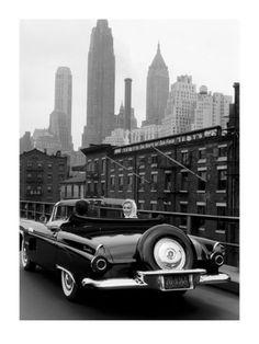 Marilyn in New York City - Art Print