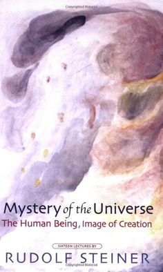 What is the principal secret of the universe? The ancient mystery saying called on the human being to 'Know Yourself!' Rudolf Steiner explains that this maxim i Secrets Of The Universe, Rudolf Steiner, Ancient Mysteries, Verses, Mystery, Doorway, Words, Sky, Reading