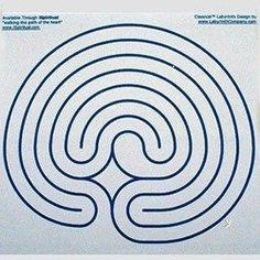 Stress management : Stress management : Finger Labyrinths Labyrinth Products Spiritual Gifts
