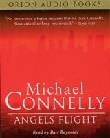 Angels Flight written by Michael Connelly performed by Burt Reynolds on Cassette (Abridged)