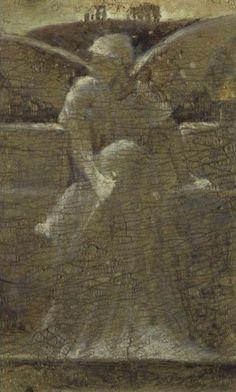 .:. Γύζης Νικόλαος – Gyzis Nikolaos [1842-1901] Angel