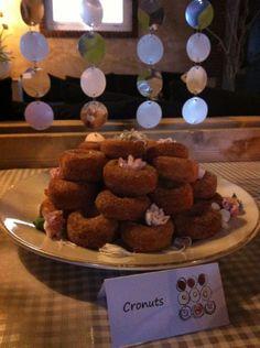 Cronuts!!! I Luv CakePops http://itisgoodinmyhood.blogspot.nl/2013/11/de-zoete-parade-van-i-luv-cakepops-icl.html