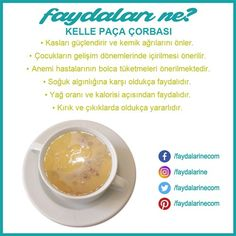#kellepaça #kelle #paça #kellepaçaçorbası #çorba #kellepaçaçorbasınınfaydaları #faydaları #faydalari #faydalarıne #faydalarine Fast Weight Loss, Healthy Weight Loss, Health Tips, Health Care, Fast Walking, Healthy Life, Healthy Eating, Homemade Skin Care, Soups
