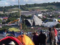 As one of the world's largest outdoor gatherings, Glastonbury Festival is totally committed to reducing carbon emissions - and to raising awareness of what can be done to help combat climate change.As part of that message, the Festival wants to reward people for choosing to come to Somerset by public transport or by bicycle.