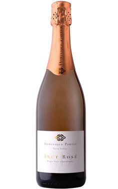 Dominique Portet Brut Rose LD NV Yarra Valley - 6 Bottles Yarra Valley, Red Fruit, Sparkling Wine, Pinot Noir, Wines, Champagne, Bottles, Fragrance, Rose