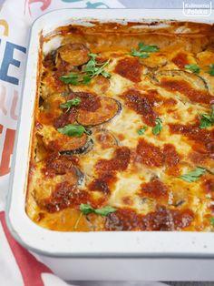 Musaka, Pepperoni, Lasagna, Quiche, Hamburger, Snacks, Ethnic Recipes, Food, Pies